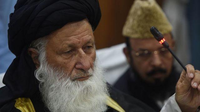 اسلامی نظریاتی کونسل کے سابق سربراہ محمد خان شیرانی