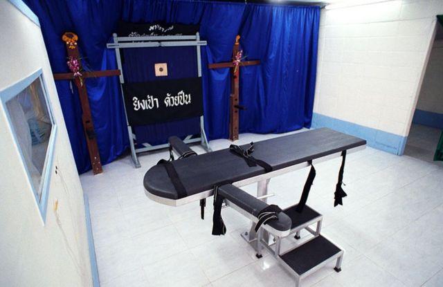 ထိုင်း BANG KWANG ဗဟို အကျဉ်းထောင်က သေဒဏ်စီရင်တဲ့ အဆောက်အအုံ