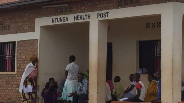 Ntunga health Center