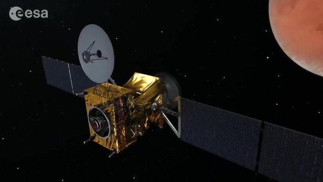 ESA'S ExoMars launches in March