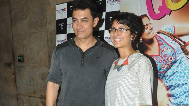 किरण राव और आमिर खान