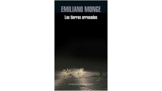 Último libro de Emiliano Monge