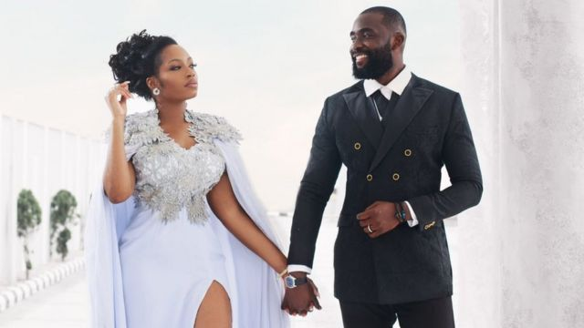 Khafi and Gedoni married: