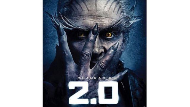 फ़िल्म '2.0' के टीजर में अक्षय कुमार