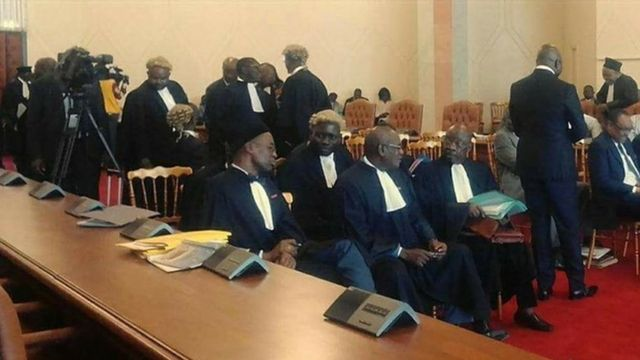 Lawyers sidon for Cameroon court