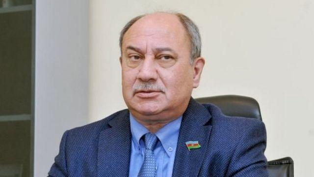 Araz Əlizadə millət vəkili