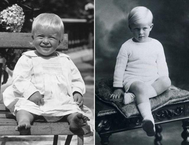 प्रिंस फ़िलिप ग्रीस के प्रिंस एंड्यू और बैटनबर्ग की राजकुमारी एलिस के इकलौते पुत्र थे.