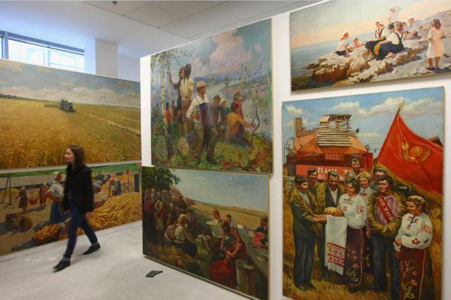 realisme Sosialis Sovyet