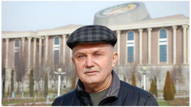 عبدالملک قادرف، کارشناس مسائل سیاسی