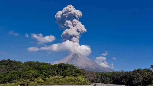 Volcán de Fuego