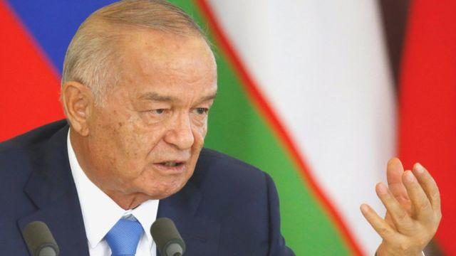 Ислам Каримов (26 апреля 2016 года)