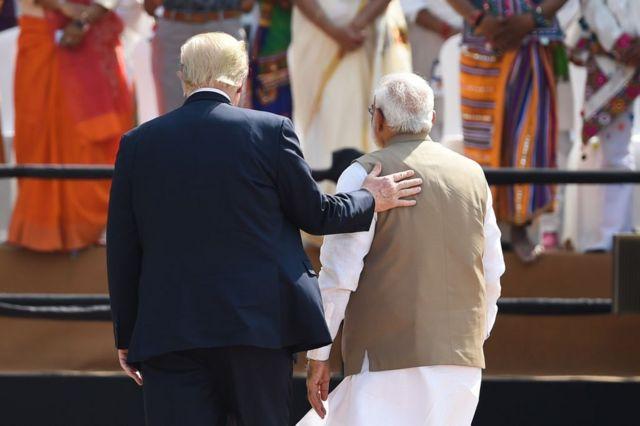மோதி இந்தியா