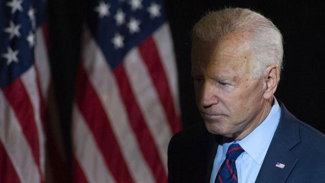 Joe Biden in September 2019