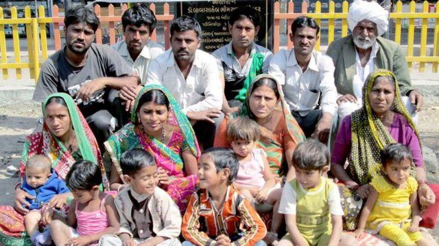 ન્યાયની ઝંખના કરતો સરવૈયા પરિવાર