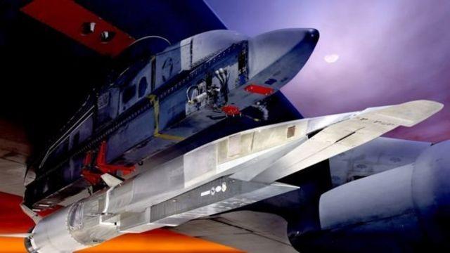 X-51 A 4,5 Mach ile uçmayı başardı