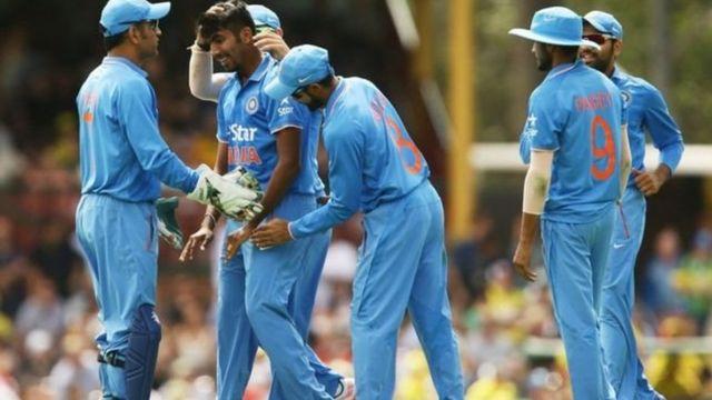 जसप्रीत बुमराह और भारत के बाकी खिलाड़ी