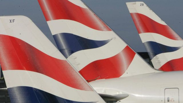 British Airways flights to Cairo cancelled