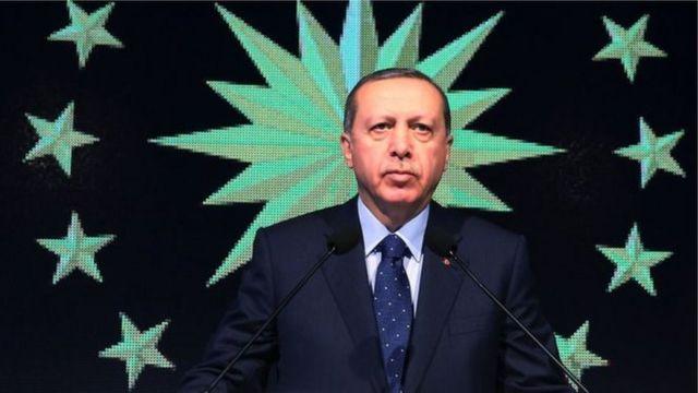 Madaxweyne Racep Tayyip Erdogan, ilaa sannadkii 2002 ayuu hormuud ka haaa siyaasadda Turkiga
