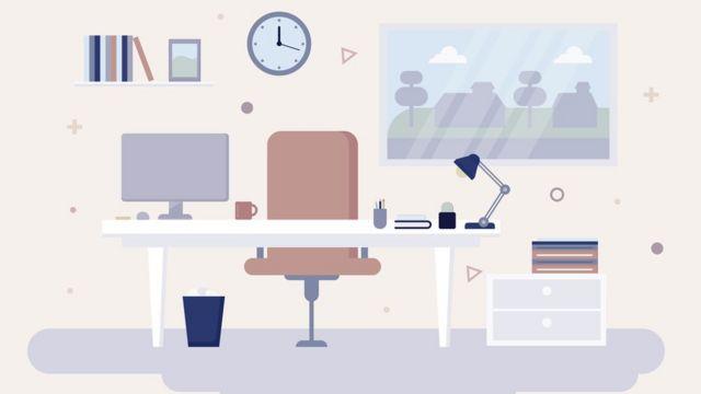 ऑफिस, काम, रोजगार