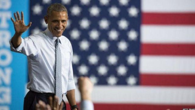 Prezident Obama Ohio ştatında kampaniyaya qatılıb