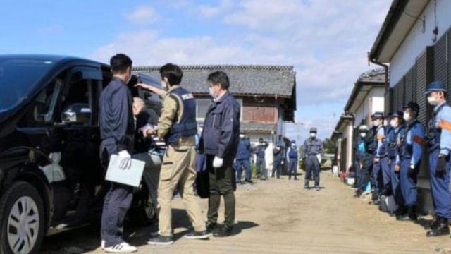 Lực lượng tham gia điều tra và bắt giữ các vụ được cho lên tới hàng trăm cảnh sát và điều tra viên.