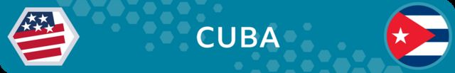 Banner image saying Cuba