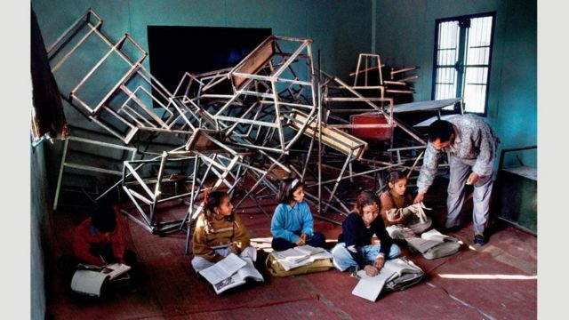 Steve McCurry: Oxumaq