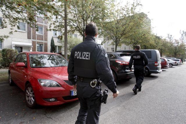 La inteligencia alemana alertó a la policía de las intenciones del joven sirio.