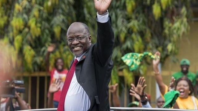 '' Nous ne permettrons pas que la Tanzanie soit une poubelle de journaux à contenu provocateur'' a déclaré le président Tanzanien