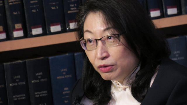 郑若骅认为,中国人大推动《国安法》是合情合理合宪。