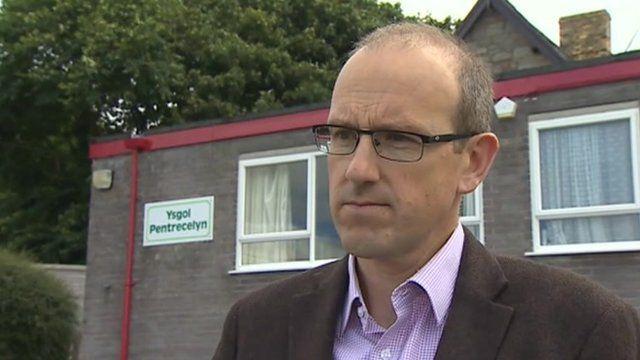 Plaid Cymru AM Llyr Gruffydd