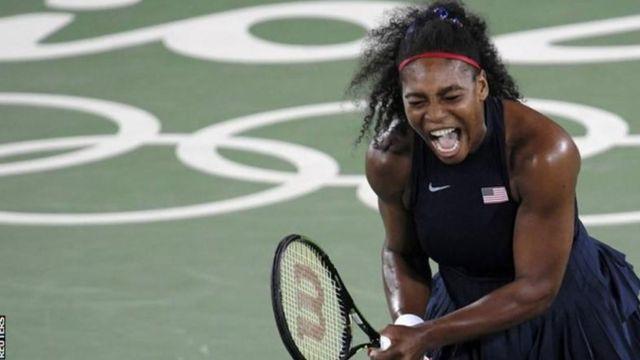 Serena Williams Tennis blessure Cincinnati Rio