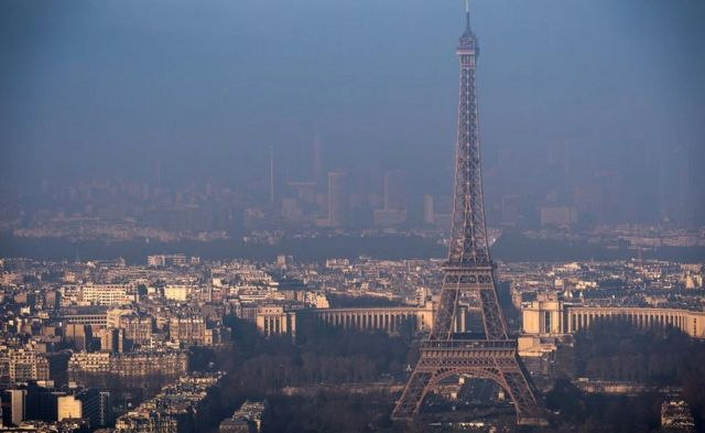 Paris air pollution: French state blamed in landmark case