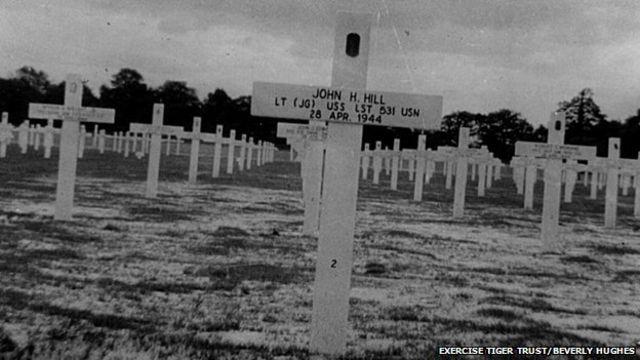 "Кладбище погибших в ходе операции ""Тигр"""