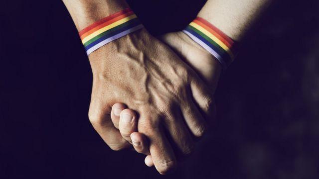 Dos manos unidas