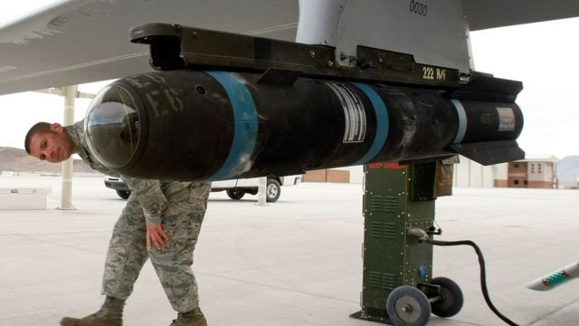 US Hellfire missile wrongly shipped to Cuba