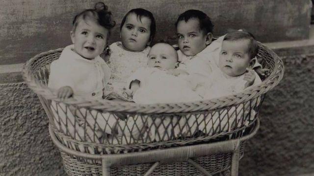 Bebês retirados pelo Estado de pais