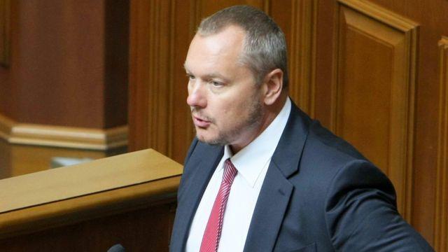 Андрей Артеменко в парламенте