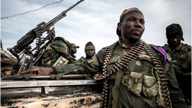 image of soldiers in DR Congo