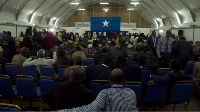 Vingt-trois candidats au total, dont le président sortant Hassan Sheikh Mohamud, briguent le poste de chef de l'Etat.