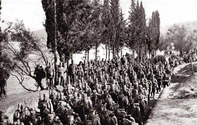 Srpska vojska na Krfu