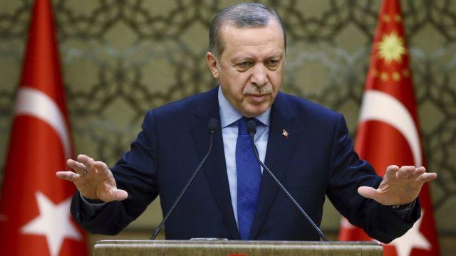 Recep Tayyip Erdoğanın