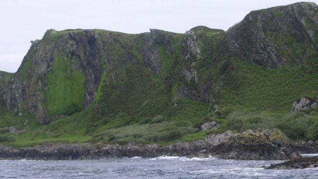 Остров Лунга