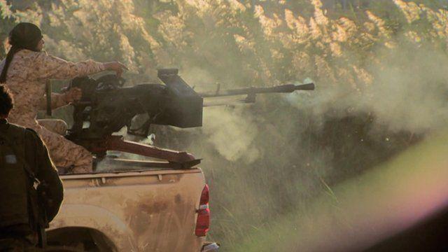 The Battle of Benghazi