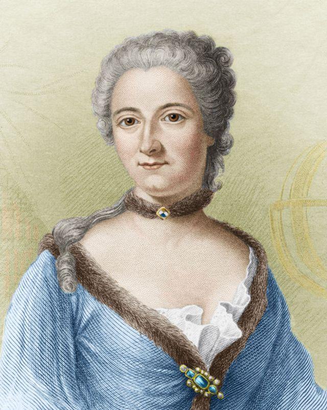 Émilie du Châtelet