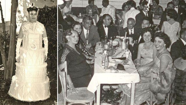 حاضران در یک مهمانی