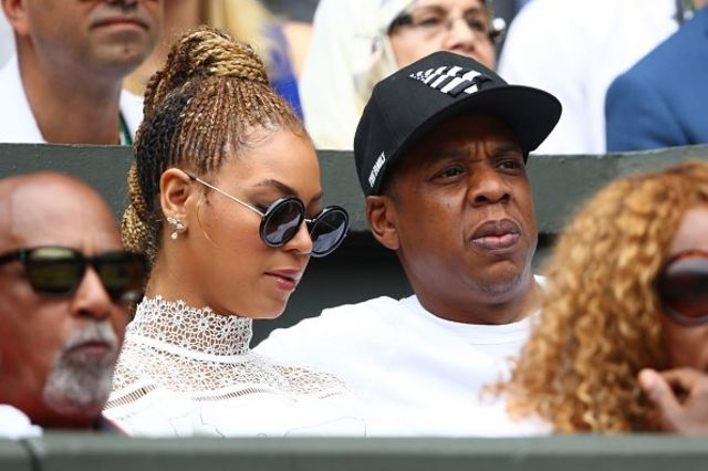 Beyonce da Jay-Z