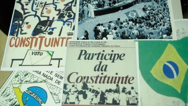 Exposição de 2013 celebra a Constituição