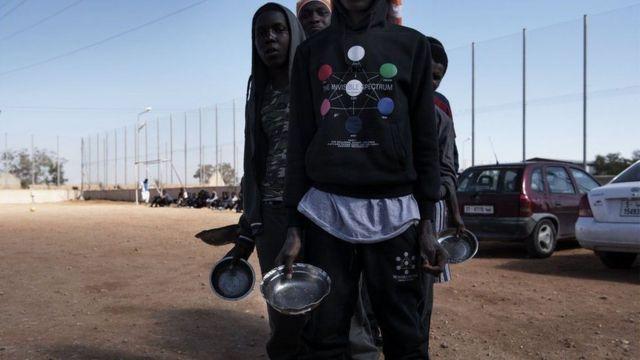 UNICEF inasema kuwa watoto hunyanyaswa Libya katika harakati za kuelekea Itali
