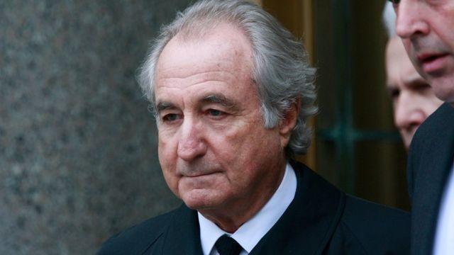 Muere Bernie Madoff, el hombre que orquestó el mayor esquema Ponzi de la  historia - BBC News Mundo